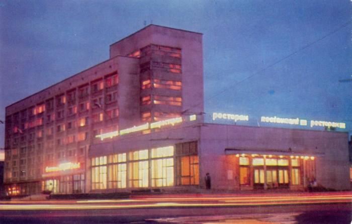 Гостиница Оренбург
