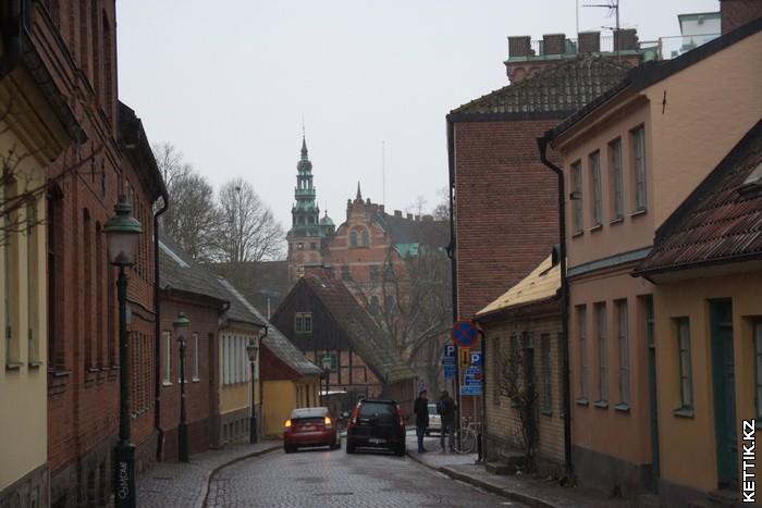 Улица Лунда