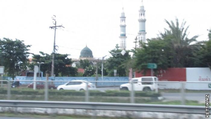 Мечеть в Бангкоке