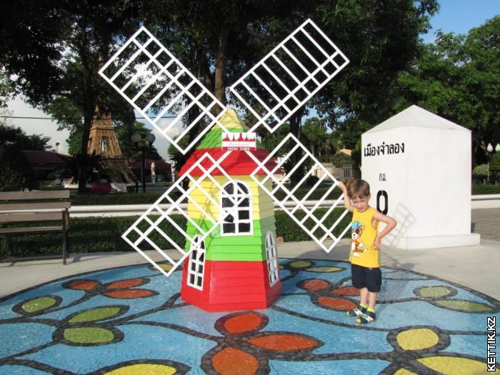 Ветряная мельница