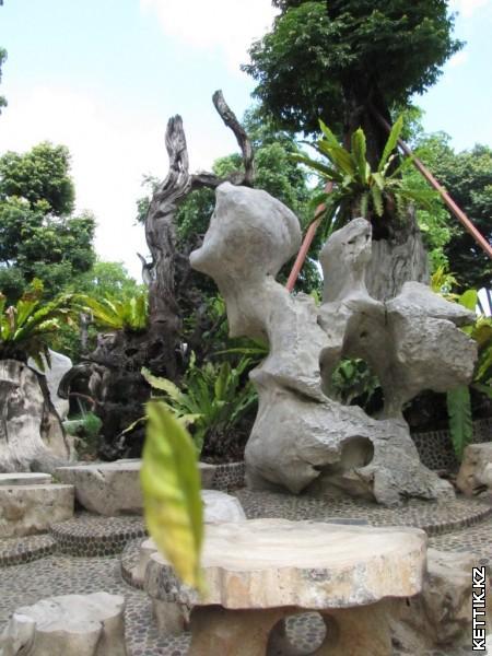 Парк камней