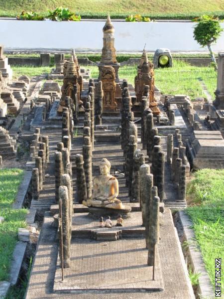 Буддийские развалины