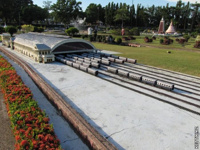 Вокзал Бангкока