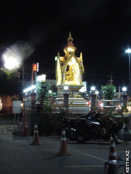 Буддийская часовня