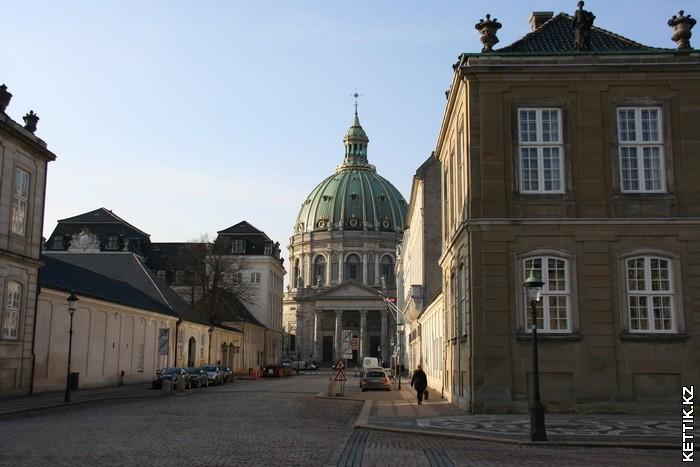 церковь Фредерика