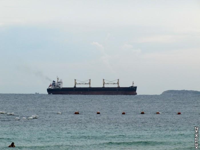 Океанское судно