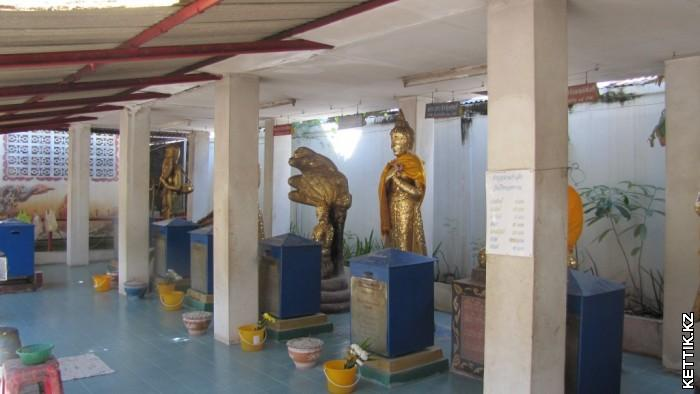 Асаны Будды