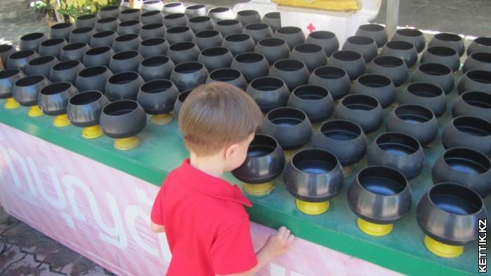 Чашки для пожертвования
