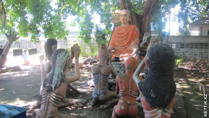 Буддийский ад