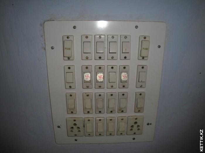 Индийское электричество