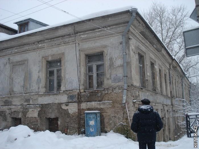 дом Сафьянщикова