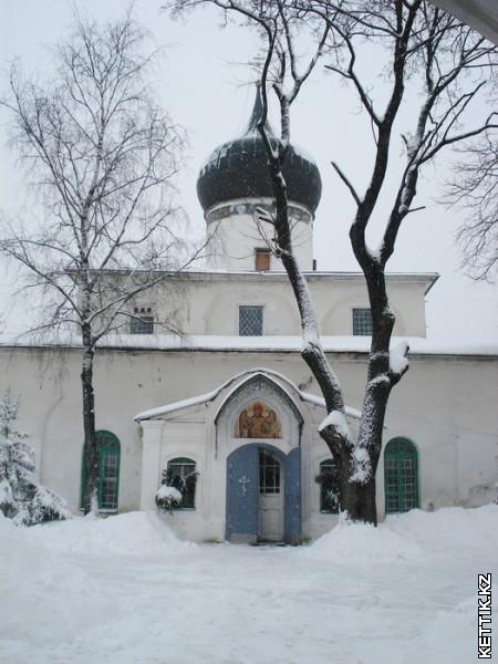 церковь Михаила и Гавриила