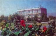 Здание Горкома Партии