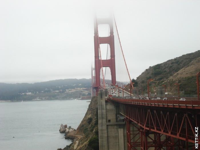 мост с другого берега
