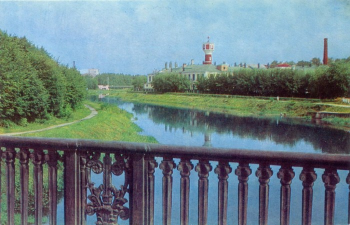 Река Уводь