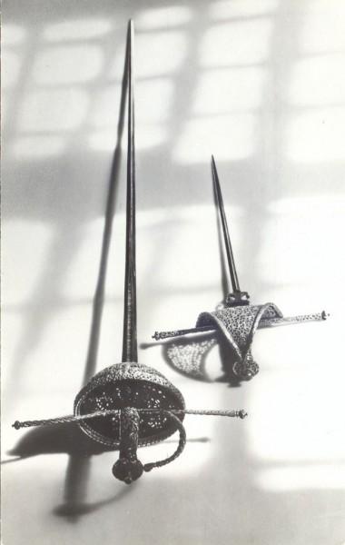 Шпага и дага