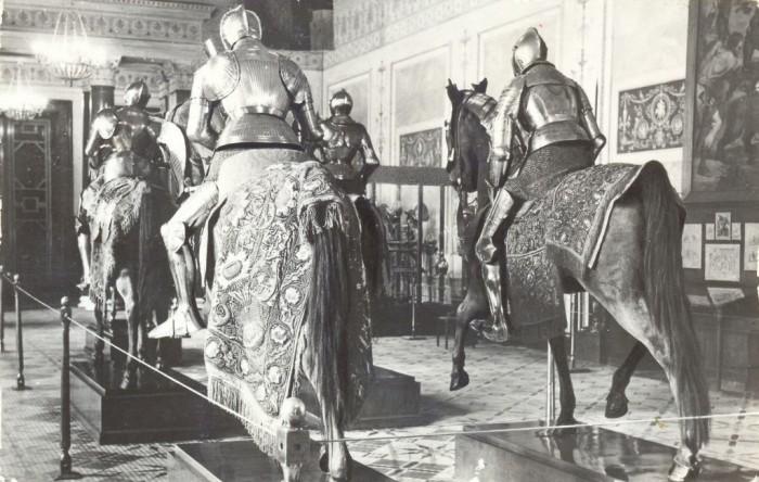Конные рыцари