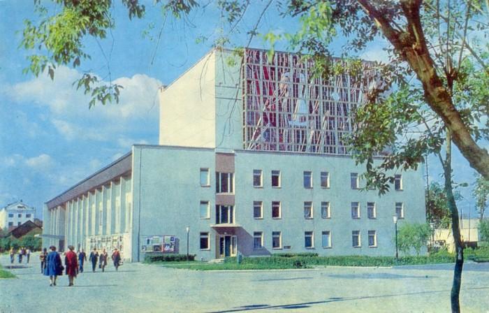 Дворец культуры текстильщиков