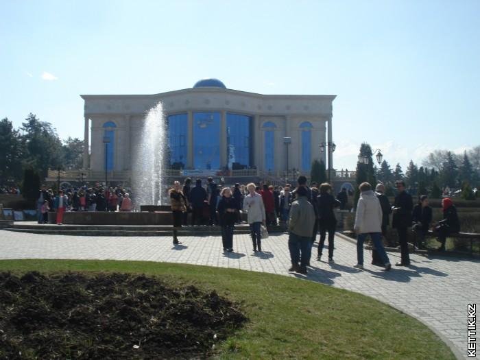Выставка Алматы