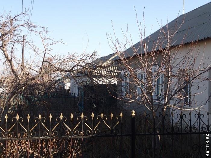 Каракол дома