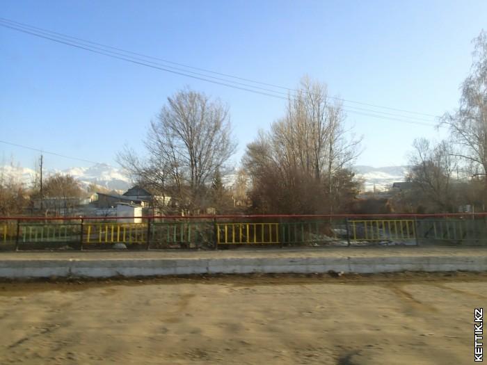 Мост через Каракол