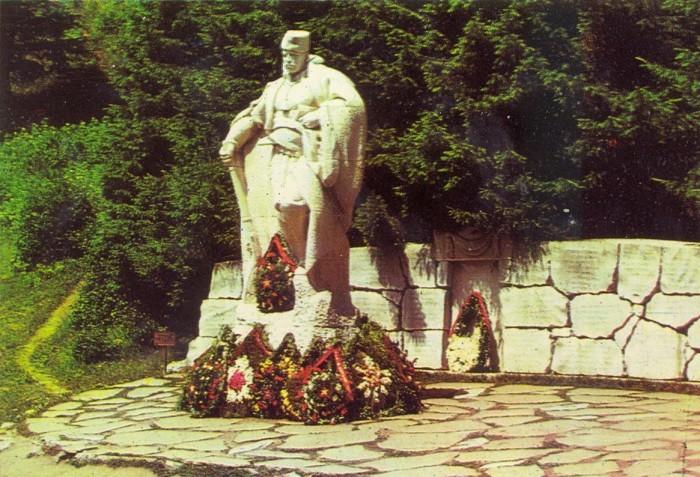 Памятник Хаджи Димитру