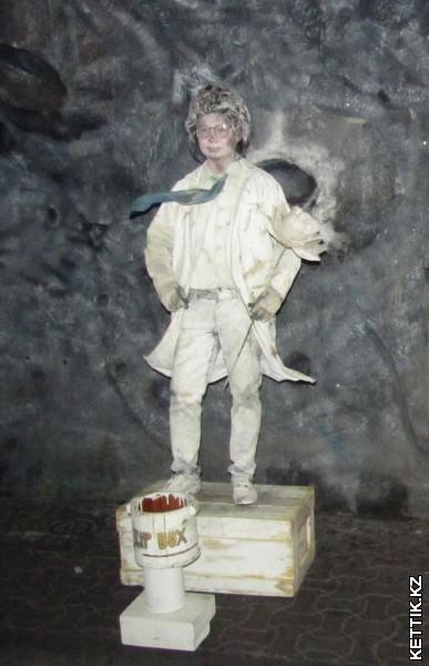 Живая скульптура