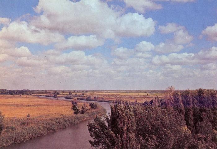 Река Быстрая