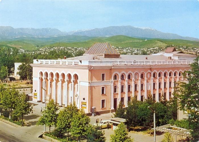 Душанбе Драматический театр