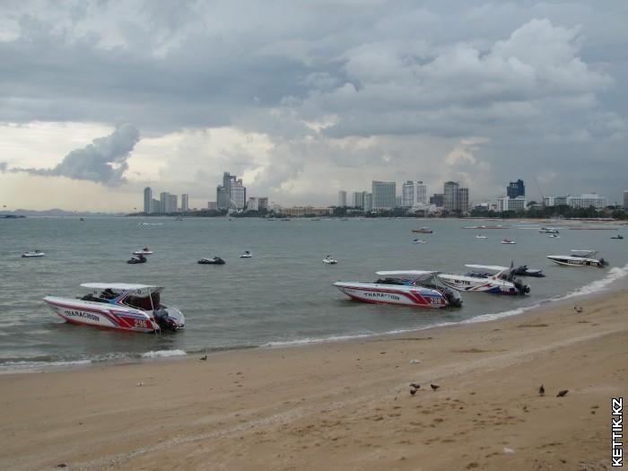 Пляж Центральная Паттайя