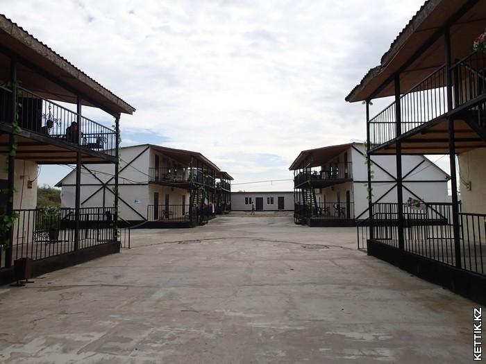 Коттеджи