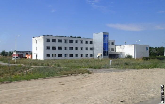 Талдыкорганский аэропорт