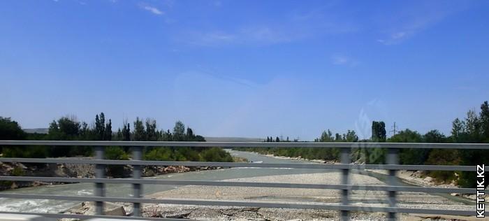 Река Каратал