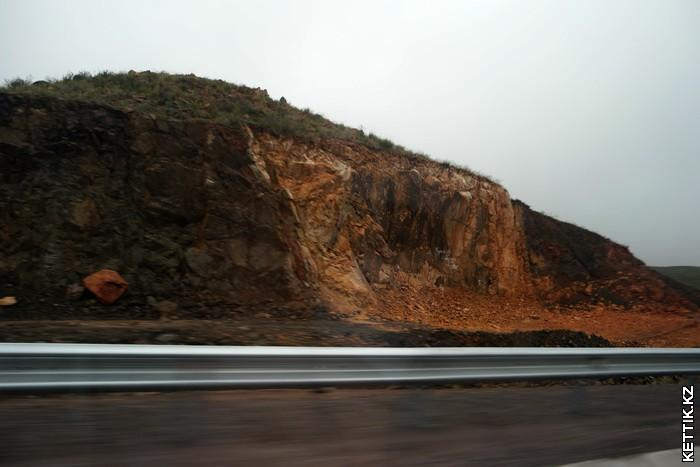 Красные скалы