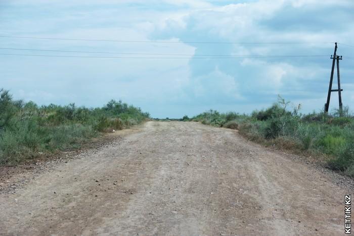 Дорога на Балхаш