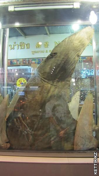 Акулий плавник