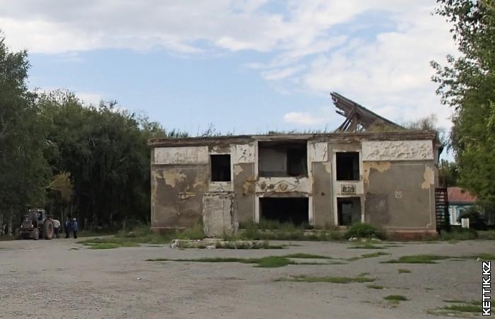 Советское здание