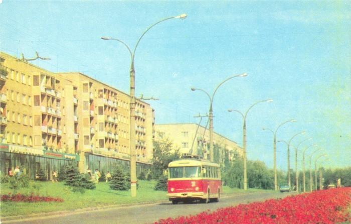 Проспект 50-летия Октября