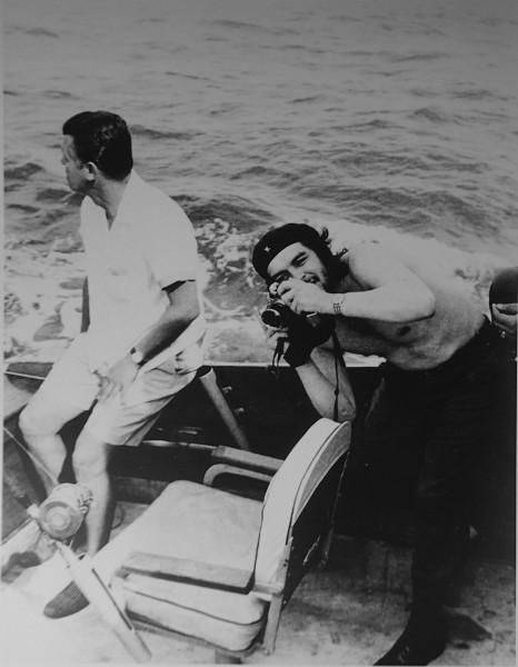 Че Гевара фотограф