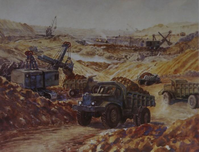 Соколовско-сарбайская руда
