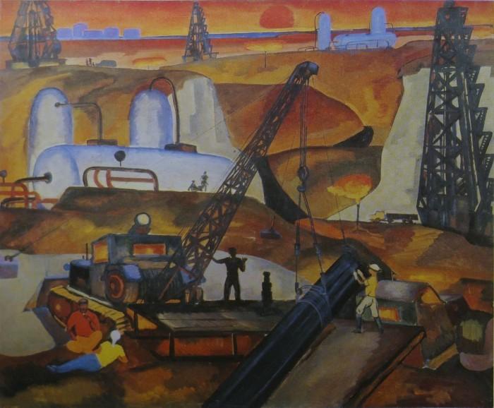 Нефтяники Мангышлака