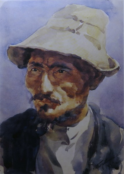 Портрет чабана
