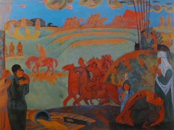 Тогусбаев Степная баллада