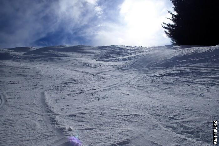 Горнолыжные склоны
