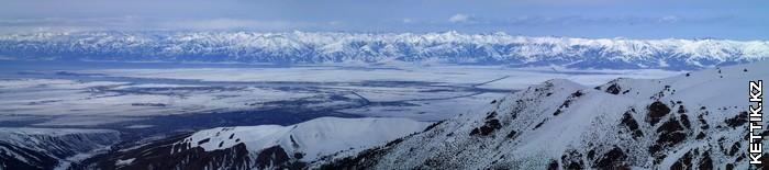 Горная панорама