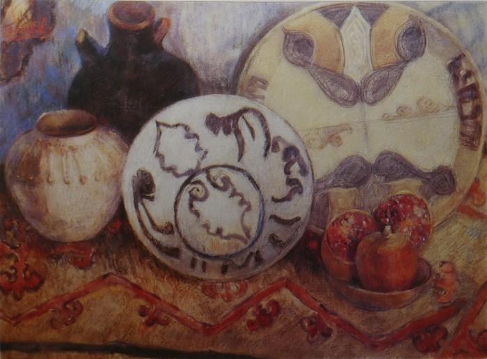Древняя казахская керамика