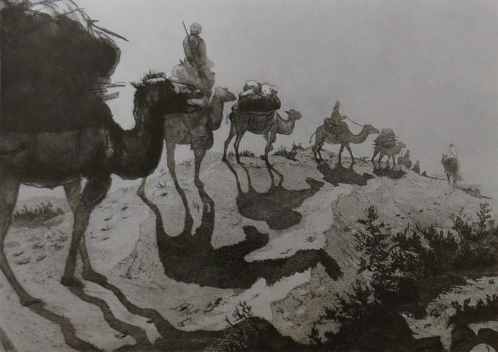 Верблюжьи тропы