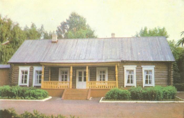 Дом Ленина в Кокушкино