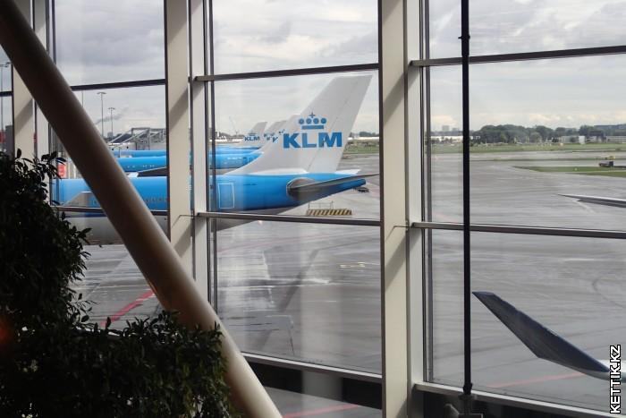 Аэропорт Schipol