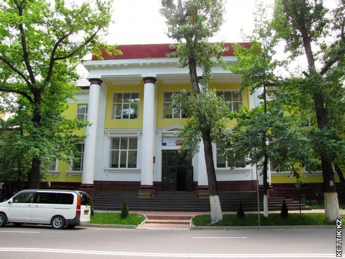 Училище Верного
